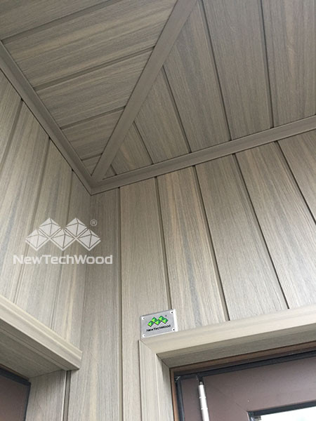 Resistant Decking WPC Suitable