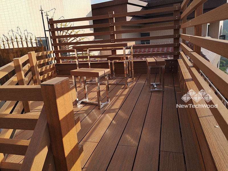 NTW boards use in rooftop